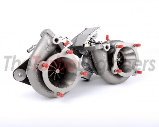 TTE1000 Upgrade Turbolader für Porsche 991.2 Turbo