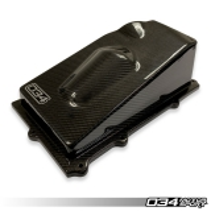 034 X34 Carbon CLOSED-TOP oberer Luftfilerkasten AUDI TT RS & RS3 2.5 TFSI EVO