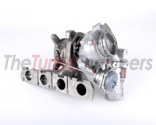 TTE440 Upgrade Turbolader für VAG 1.8T quer
