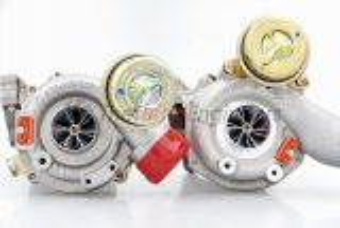 TTE380 Upgrade Turbolader für Audi 2.7l Bi-Turbo V6