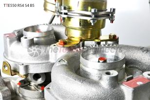 TTE550 Upgrade Turbolader für Audi 2.7l Bi-Turbo V6