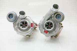 TTE800PAMG upgrade turbo for Mercedes AMG 5.5l V8