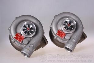 TTE550 Upgrade Turbolader für Porsche 930/964 Turbo