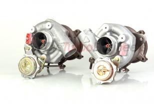TTE650K16 Upgrade Turbolader für Porsche 993/996 Turbo