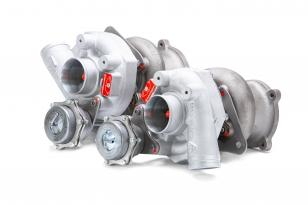 TTE750K24 Upgrade Turbolader für Porsche 993/996 Turbo