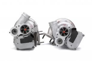TTE670 Upgrade Turbolader für Porsche 997.1 Turbo