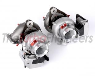 TTE1000 Upgrade Turbolader für Porsche 991 Turbo-S