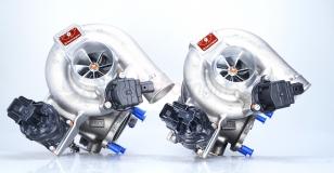 TTE1300 Hybrid Turbolader für McLaren 720S