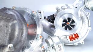 TTE950 Hybrid Turbolader für Ferrari 488 GTB