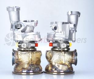 TTE1020 EA825 Hybrid Turbolader für 4.0 TFSi C8 (S6/RS6/Urus/Panamera)