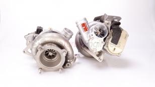 TTE750 Upgrade Turbolader für Porsche 997.1 Turbo