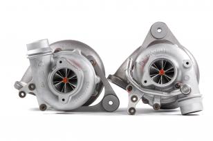 TTE720 Upgrade Turbolader für Porsche 997.2 Turbo
