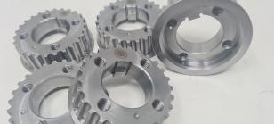 Gefrästes Kurbelwellenrad / Zahnriemenrad für Audi S2/RS2
