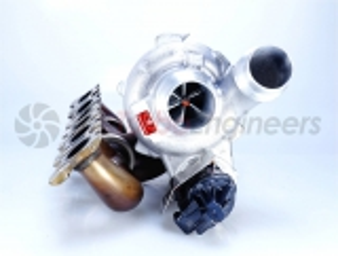 TTE580 Upgrade Turbolader für BMW B58 Motor