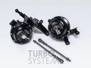 Vakuum geregelte Wastegate Druckdosen für 4.0l Bi-Turbo