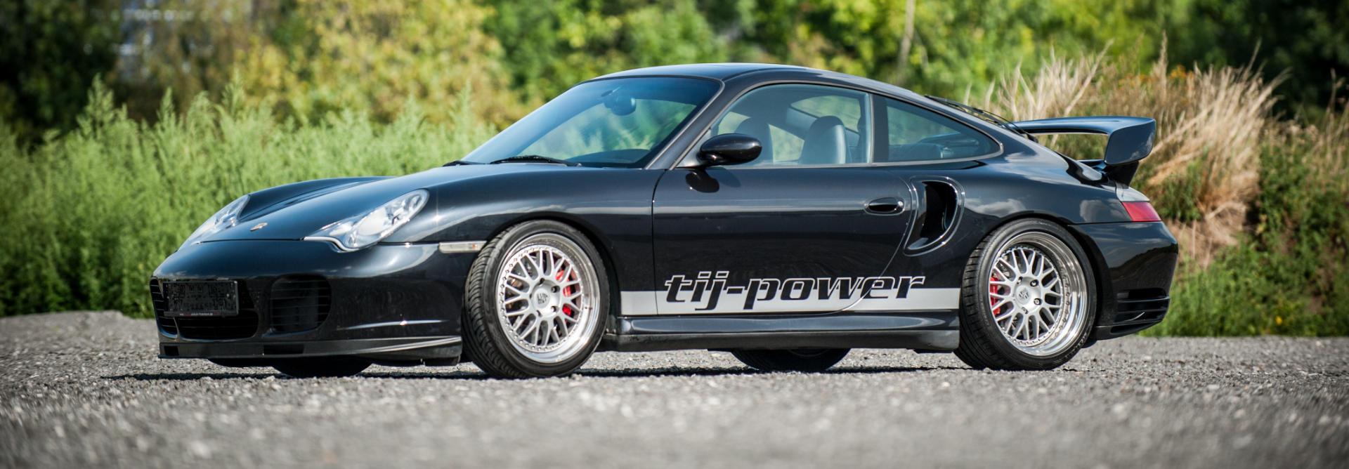 TIJ Porsche 996 Turbo