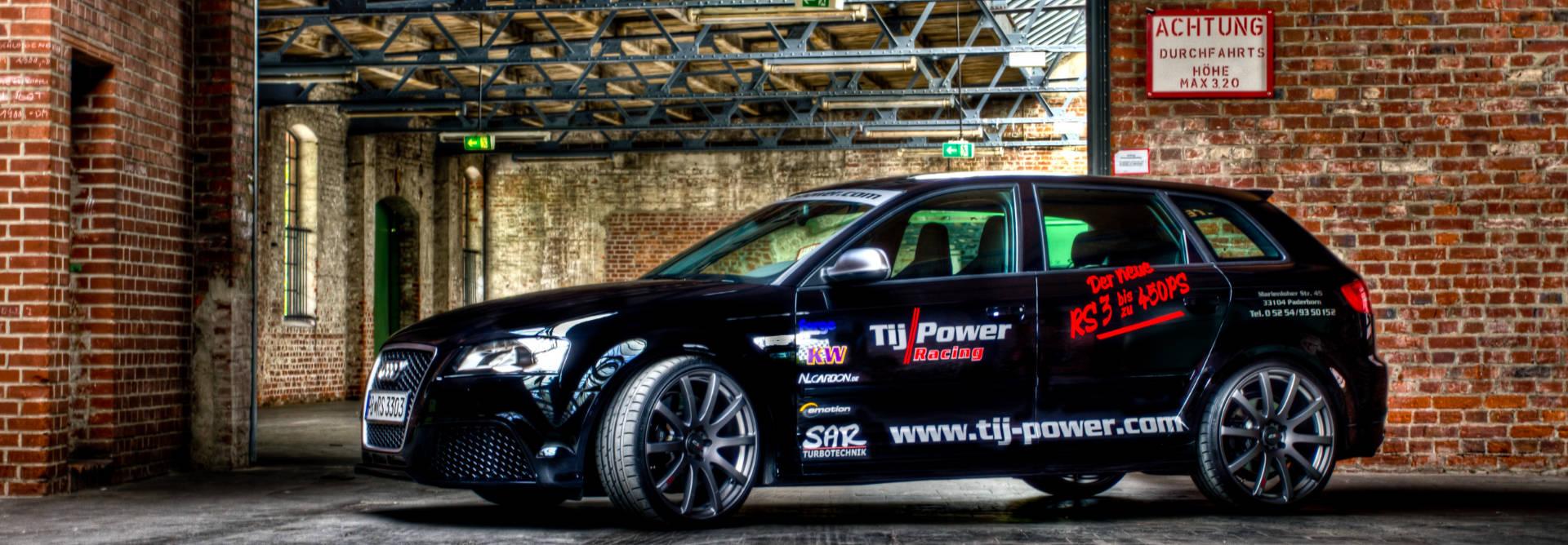 TIJ Audi RS3 8P