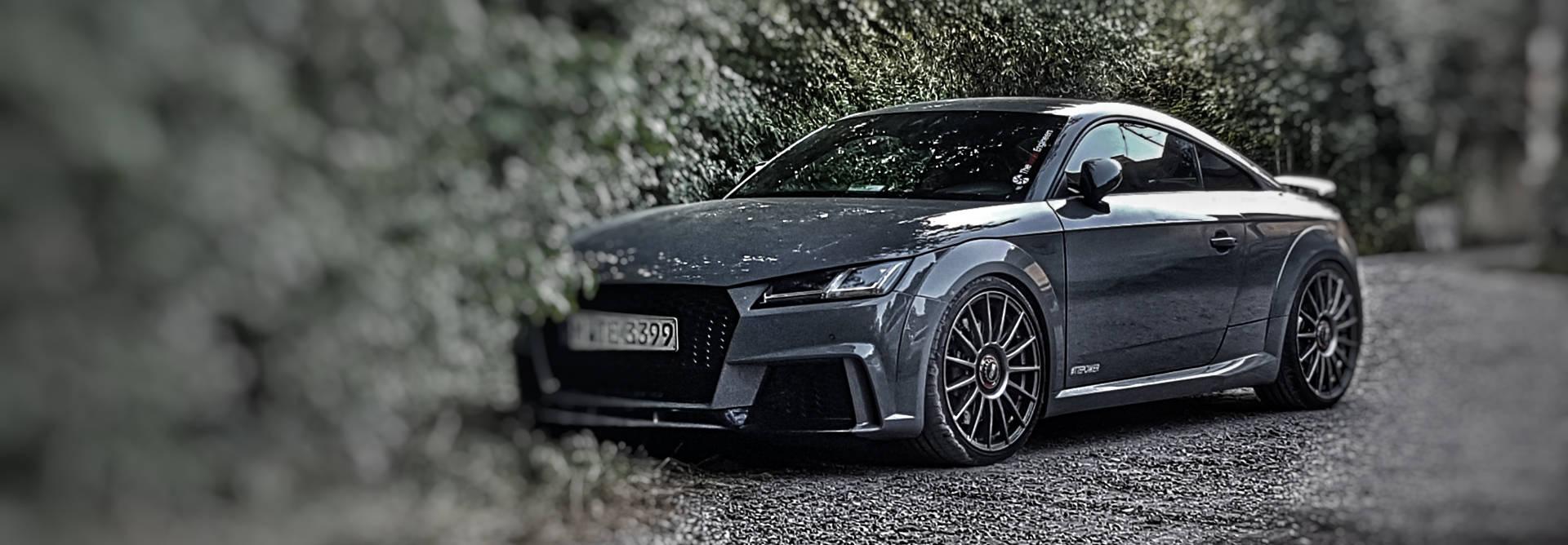 TIJ Audi TTRS S8